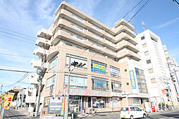愛知県尾張旭市三郷町栄の賃貸マンションの外観