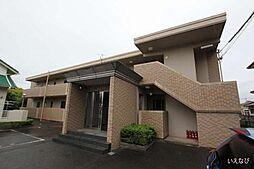 広島県福山市東川口町3丁目の賃貸マンションの外観