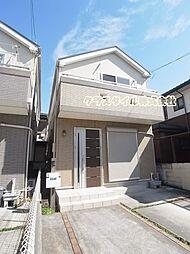 [一戸建] 神奈川県相模原市南区御園3丁目 の賃貸【/】の外観