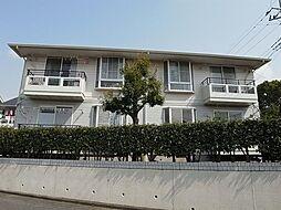 グレンビィー西志津D棟[2階]の外観