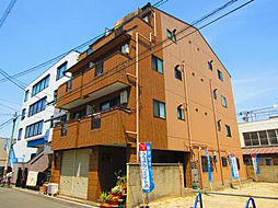 シャンドール住之江[2階]の外観