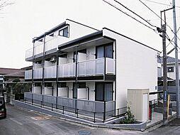 神奈川県綾瀬市寺尾台2丁目の賃貸マンションの外観