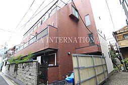 長谷川コーポ[203号室]の外観