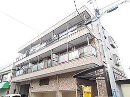 埼玉県戸田市喜沢2丁目の賃貸マンションの外観