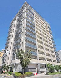 プラウド大阪同心[12階]の外観