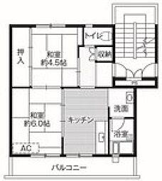 ビレッジハウス平生第二1号棟