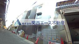 大阪府大阪市天王寺区東上町の賃貸マンションの外観