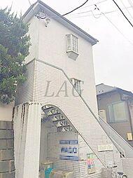 プラザ・ドゥ・ルカニア[2階]の外観