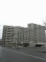 北海道札幌市西区発寒六条13丁目の賃貸マンションの外観