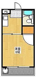 プラム21[105号室]の間取り