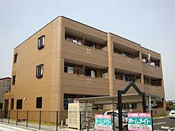 愛知県北名古屋市法成寺法師堂の賃貸マンションの外観