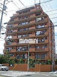 ライオンズマンション菊住602号室[6階]の外観