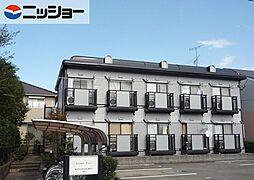 Annex Fuji[2階]の外観