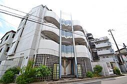 パシフィック南武庫之荘[4階]の外観