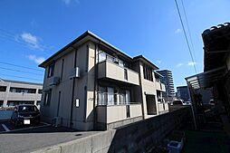 山口県下関市伊倉東町の賃貸アパートの外観