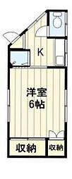 西日暮里駅 4.8万円