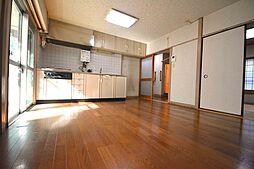 新栄町団地[103号室]の外観