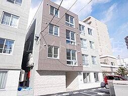 Rilassante 東札幌[1階]の外観