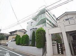 京都府京都市伏見区桃山町立売の賃貸マンションの外観