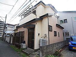 [タウンハウス] 千葉県松戸市栄町3丁目 の賃貸【/】の外観