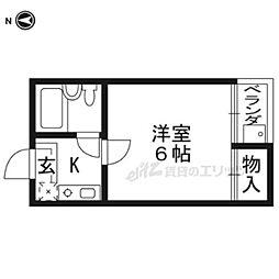 北大路駅 2.5万円