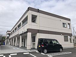 JR東海道・山陽本線 土山駅 バス11分 六甲バター北下車 徒歩3分の賃貸アパート
