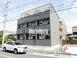 愛知県名古屋市中川区東中島町5の賃貸アパートの外観
