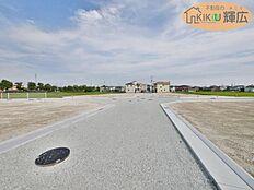 明姫幹線近くの住環境のいい地域です。