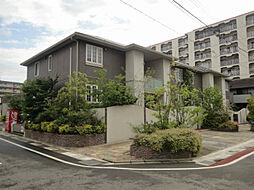 福岡県北九州市八幡西区皇后崎町の賃貸アパートの外観