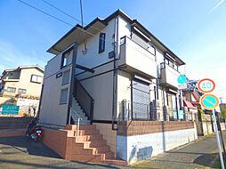 埼玉県さいたま市緑区東浦和4-の賃貸アパートの外観