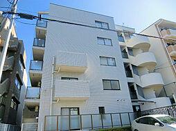 京都府京都市北区大宮西小野堀町の賃貸マンションの外観