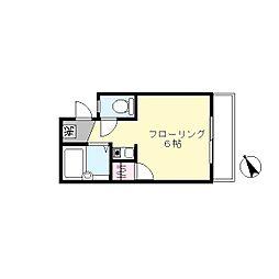 メゾンZ[1階]の間取り