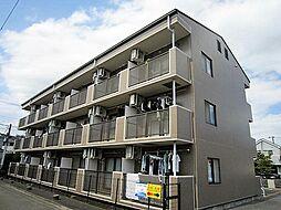 オーガストユリ2000[2階]の外観