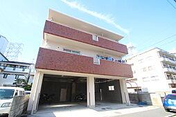 ハイツ和田[2階]の外観