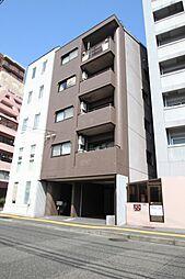 広島県広島市中区大手町4丁目の賃貸マンションの外観