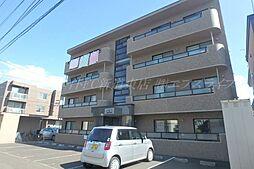 北海道札幌市東区伏古四条3丁目の賃貸マンションの外観