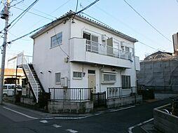 平田コーポ[203号室]の外観