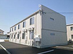 First Square C棟[2階]の外観