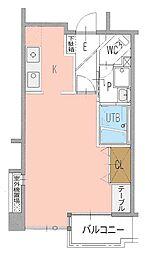サン・グレート・ESAKA[5階]の間取り
