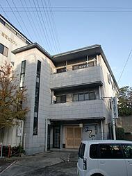 京都府京都市山科区大宅関生町の賃貸マンションの外観
