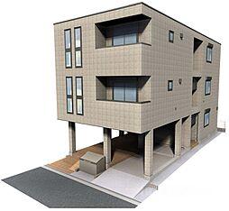 (仮称)阿倍野区播磨町へーベルメゾン[3階]の外観