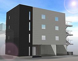 千葉県市川市鬼高2丁目の賃貸マンションの外観