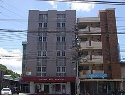 千本杉コーポ[302号室]の外観