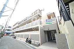 兵庫県神戸市長田区前原町2丁目の賃貸マンションの外観