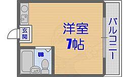 松屋町駅 3.6万円