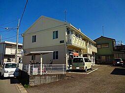 ドミール茅ヶ崎[1階]の外観