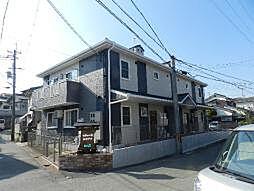 兵庫県三木市大塚1丁目の賃貸アパートの外観