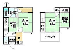 嵯峨嵐山駅 1,400万円
