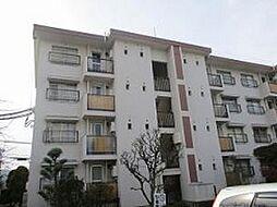 新金岡三丁壱番住宅第1棟[3階]の外観
