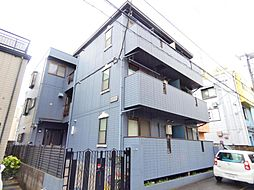 千葉県習志野市谷津3丁目の賃貸マンションの外観